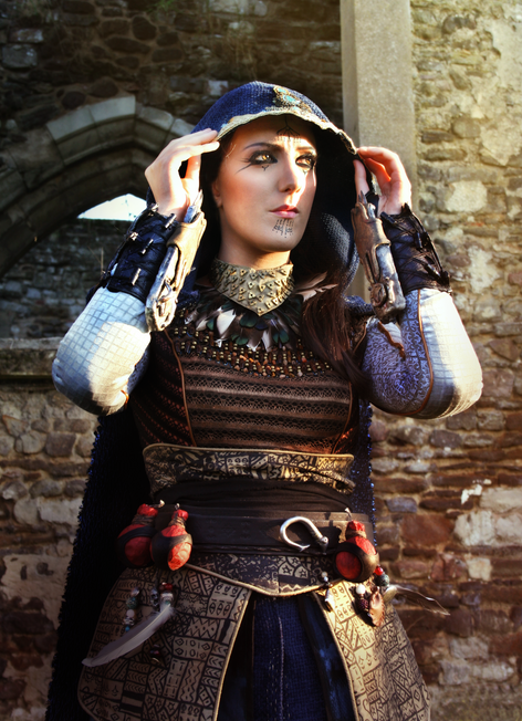 Maria - Assassins Creed Movie