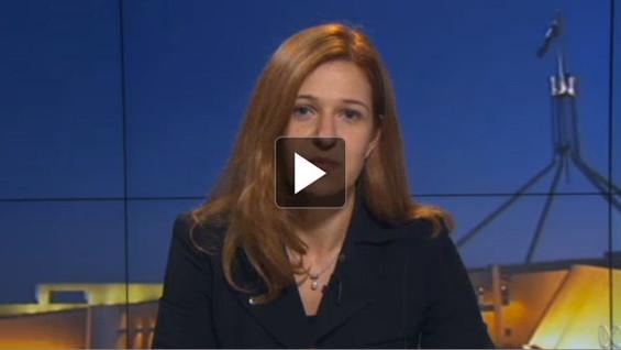 "E-TEAM's Anna Neistat on ABC1's ""The Drum"""