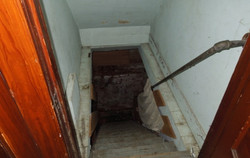 Stairs to Downstairs Before
