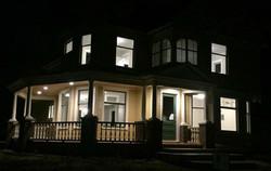 232 W. 16th At Night