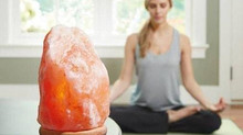 The Health Benefits of Salt Lamps