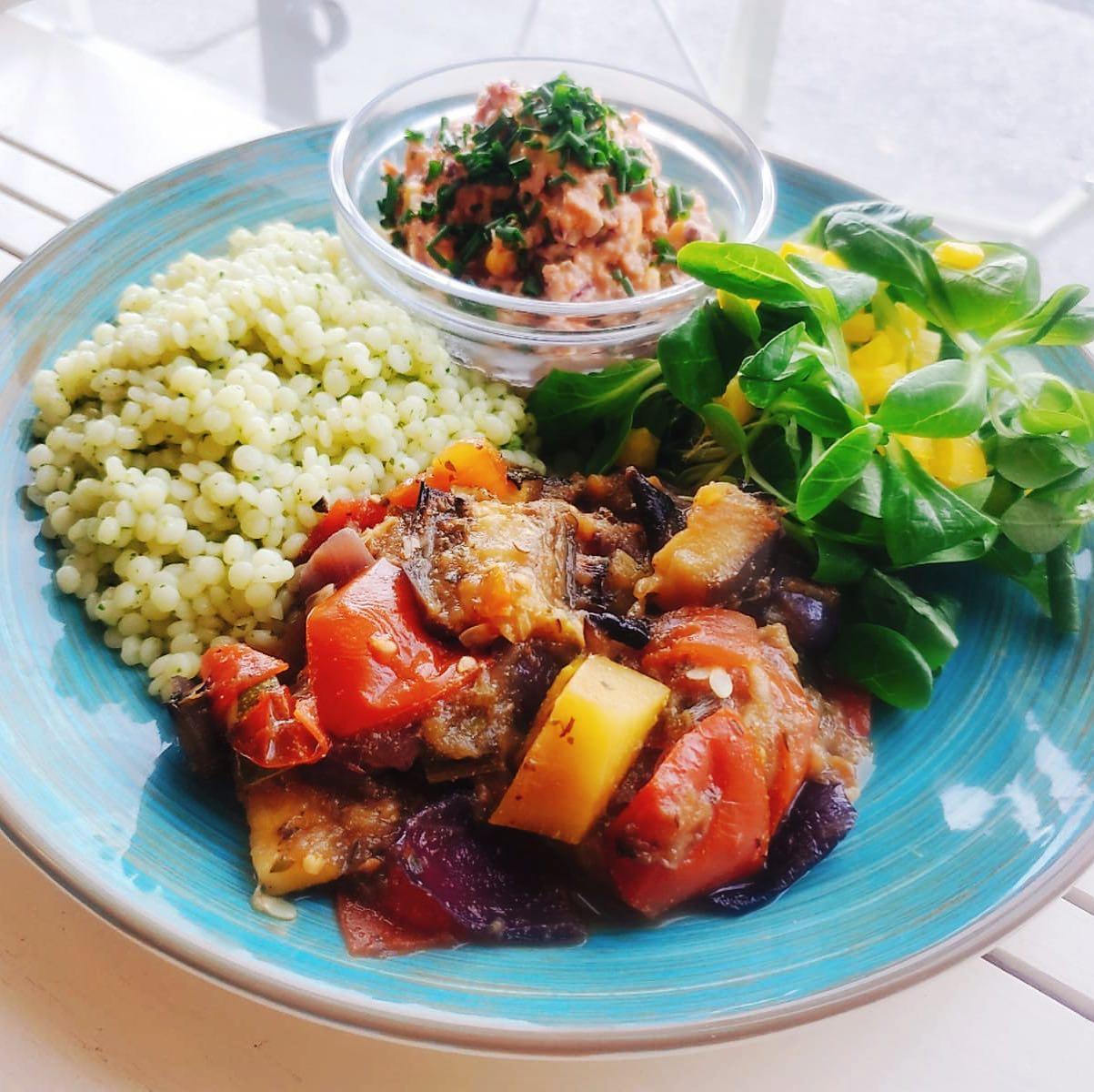 Herbivore - veganské jídlo v Praze - každý den jinak