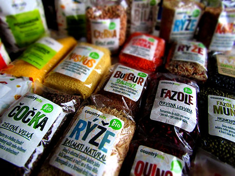 Základní bio potraviny - Praha 2