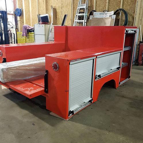 Fire Truck Body