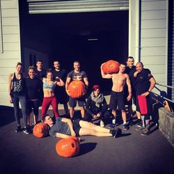 Team WOD _Halloween_ ..