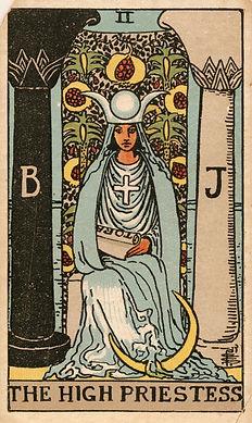 waite The High Priestess.jpg
