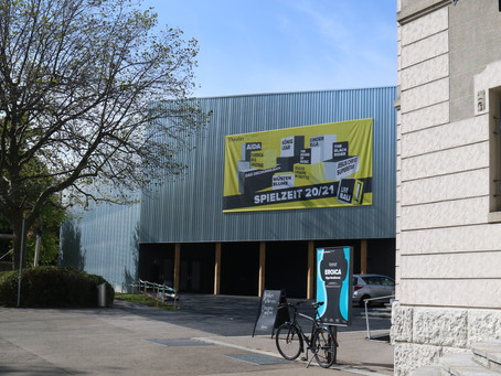 Theater-Provisorium öffnet seine Türen