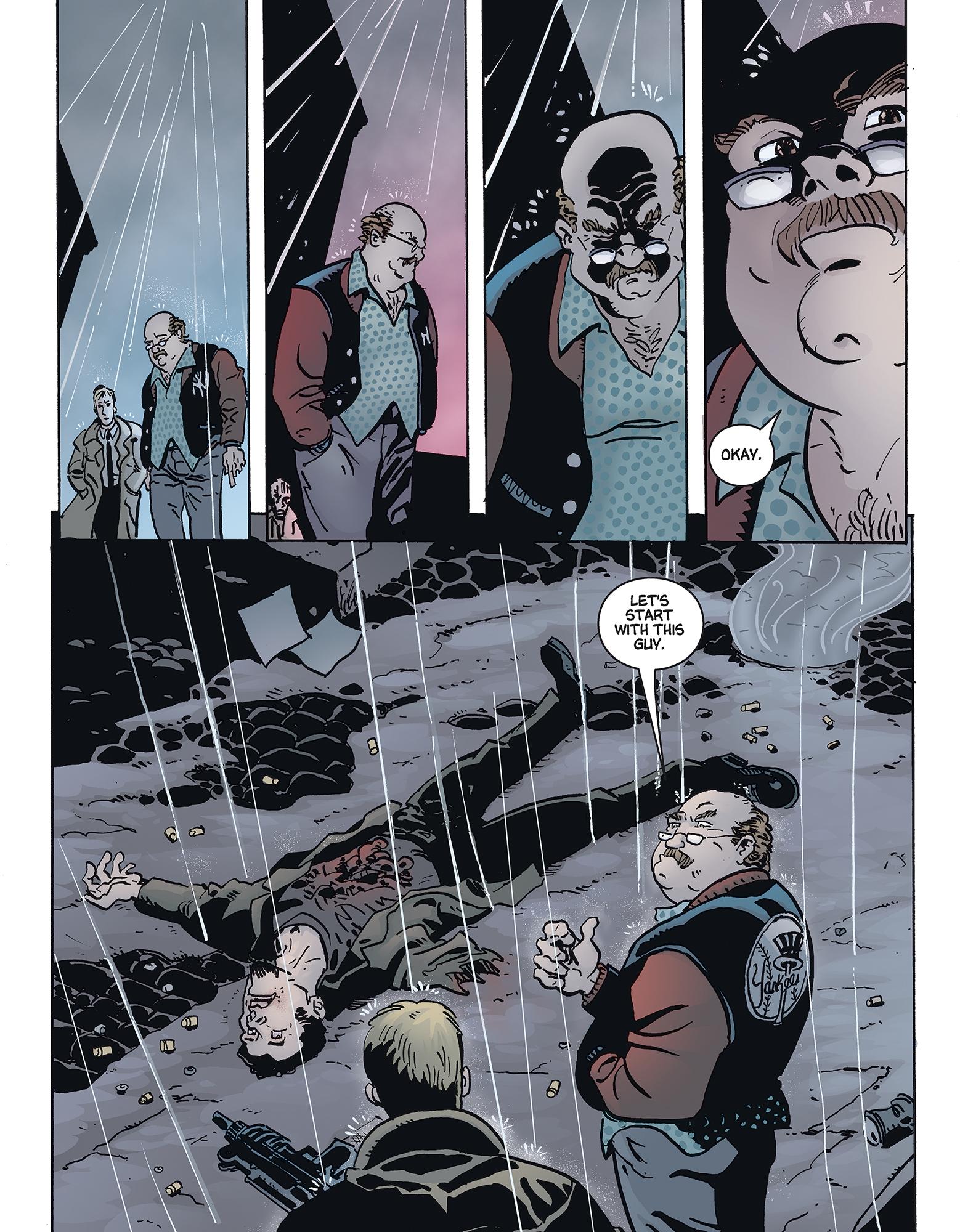 Joey Berserk & Claire (part two)