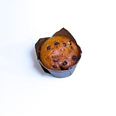 Banana & Chocolate Muffin