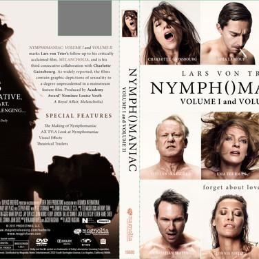 Nymphomaniac - Package