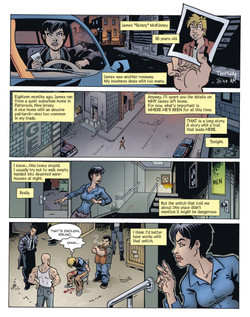 Joey Berserk & Claire (part one)