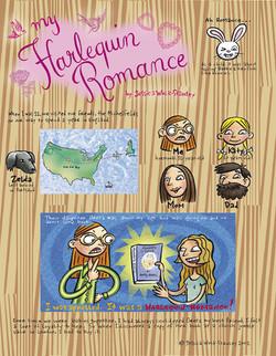 My Harlequin Romance