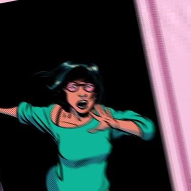 Gaultier / Justice League