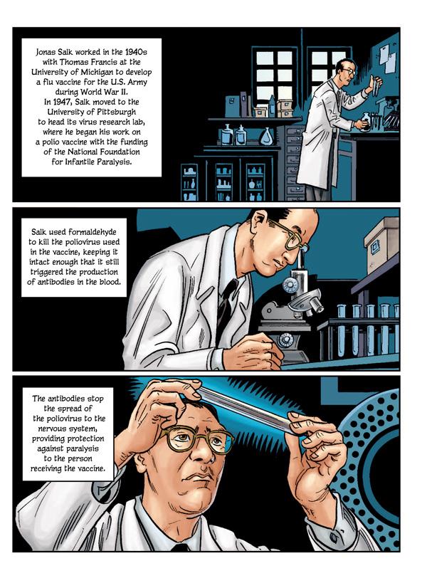 Polio: Jonas Salk