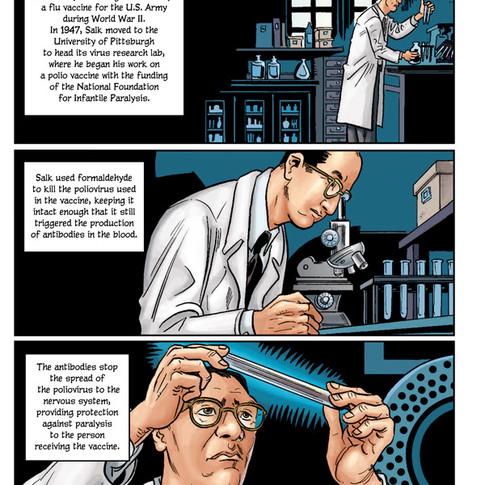 Amazing Stories of Polio