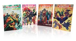 Mini Comics Coves