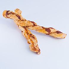 Bacon & Cheese Twist