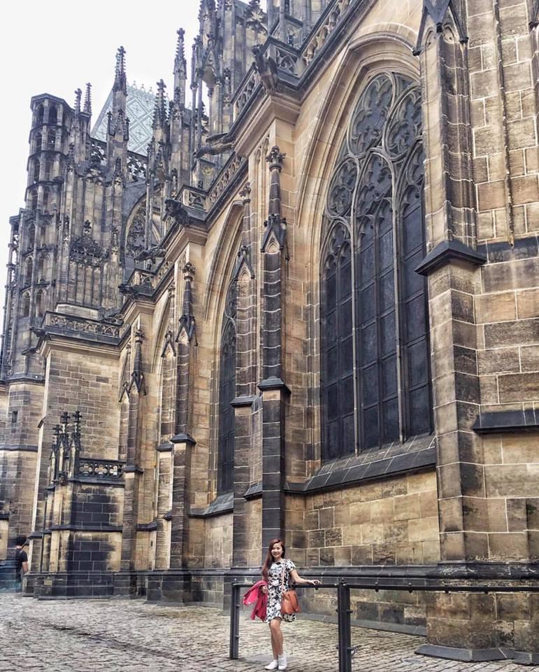 St Vitus Cathedral, Prague Castle