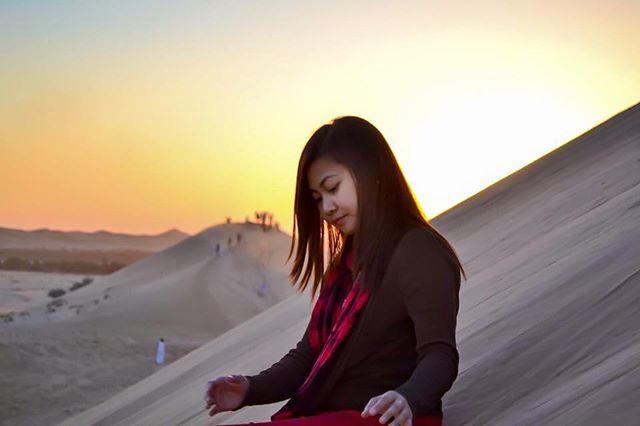 Beauty in the desert 🌵#desertsafari2016 #joanventures #UAE #igersabudhabi