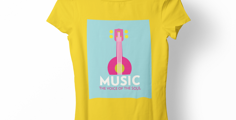 Blusa The Voice of the Soul