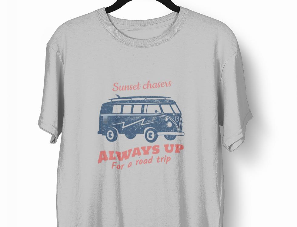 Camiseta Sunset Chasers