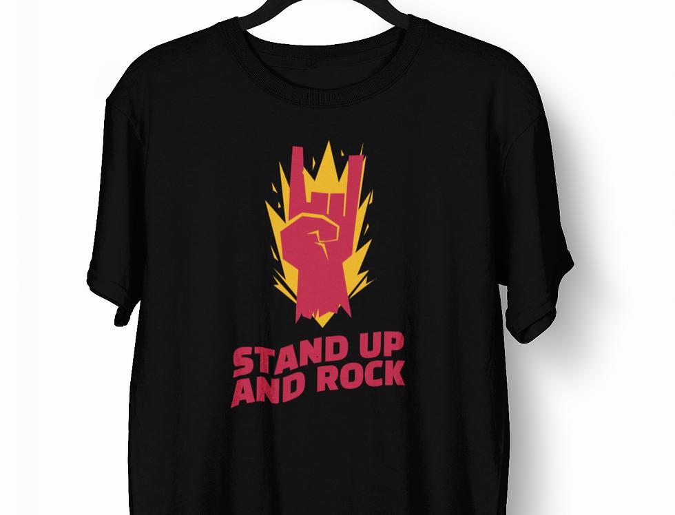 Camiseta Stand Up