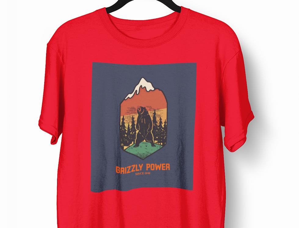 Camiseta Grizzly Power