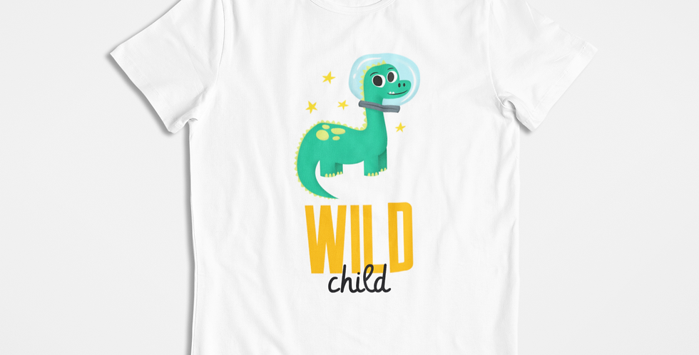 Camiseta Wild Child