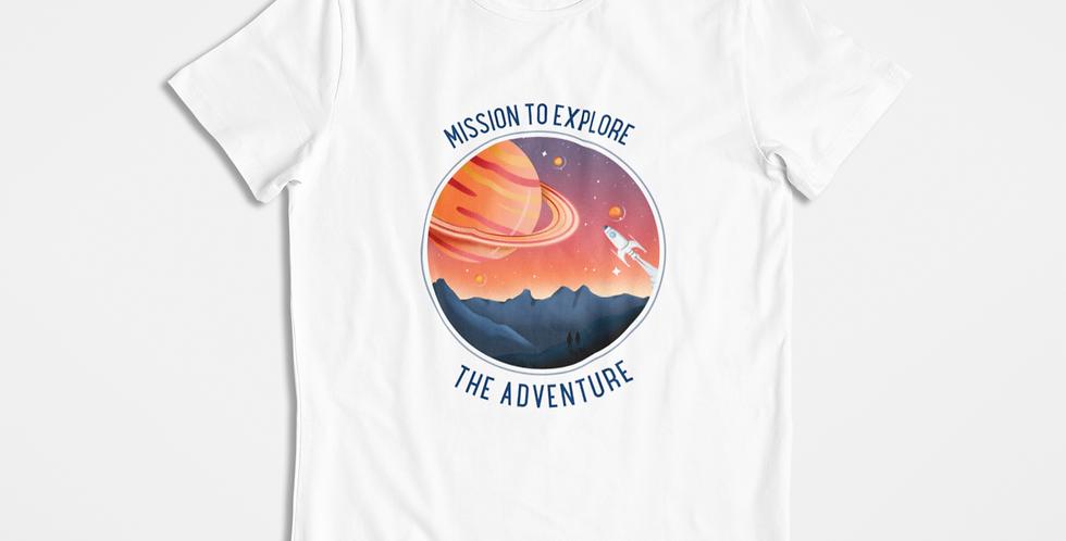 Camiseta Mission