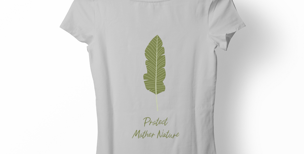 Blusa Protect Mother Nature
