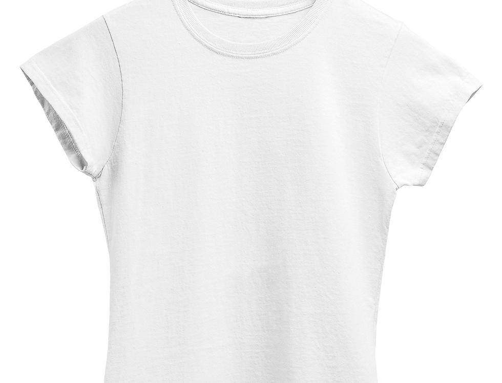 Blusa Blanca para Niña