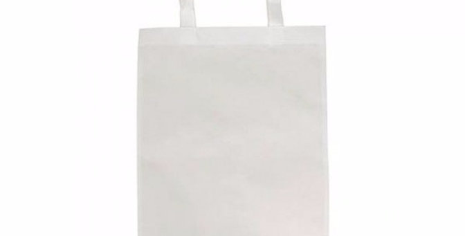 Bolsa Pequeña Blanca