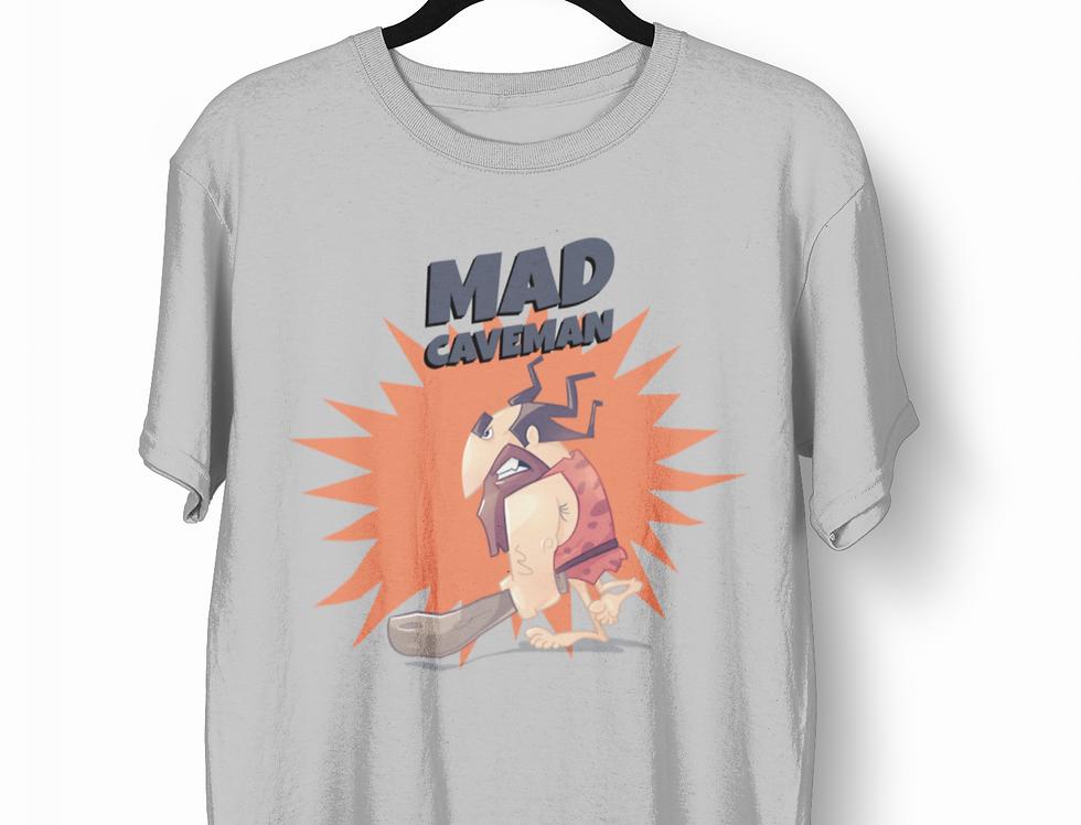 Camiseta Mad Caveman