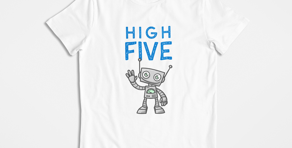 Camiseta Hi Five