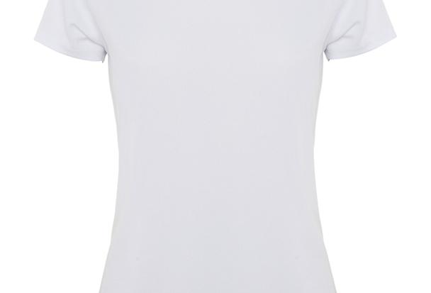 Blusa blanca para Mujer