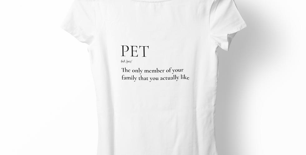 Blusa Pet