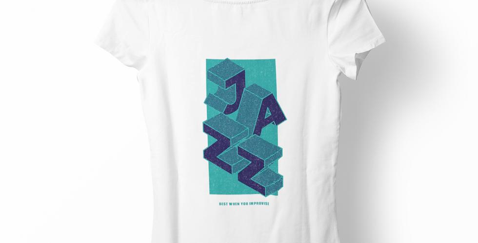 Blusa Jazz