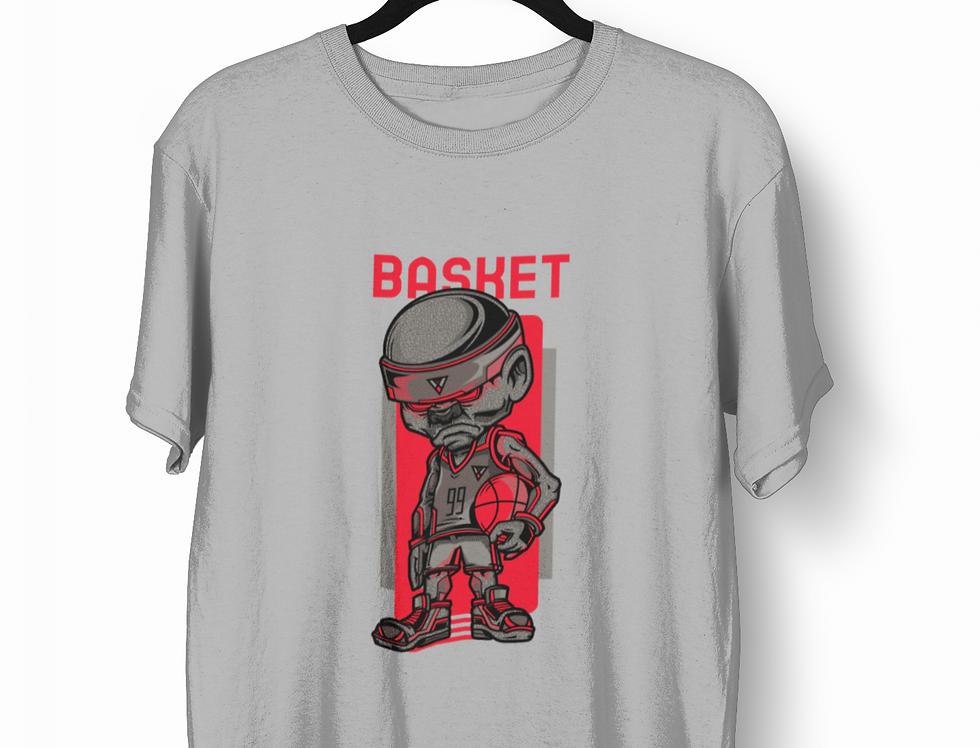 Camiseta Basket