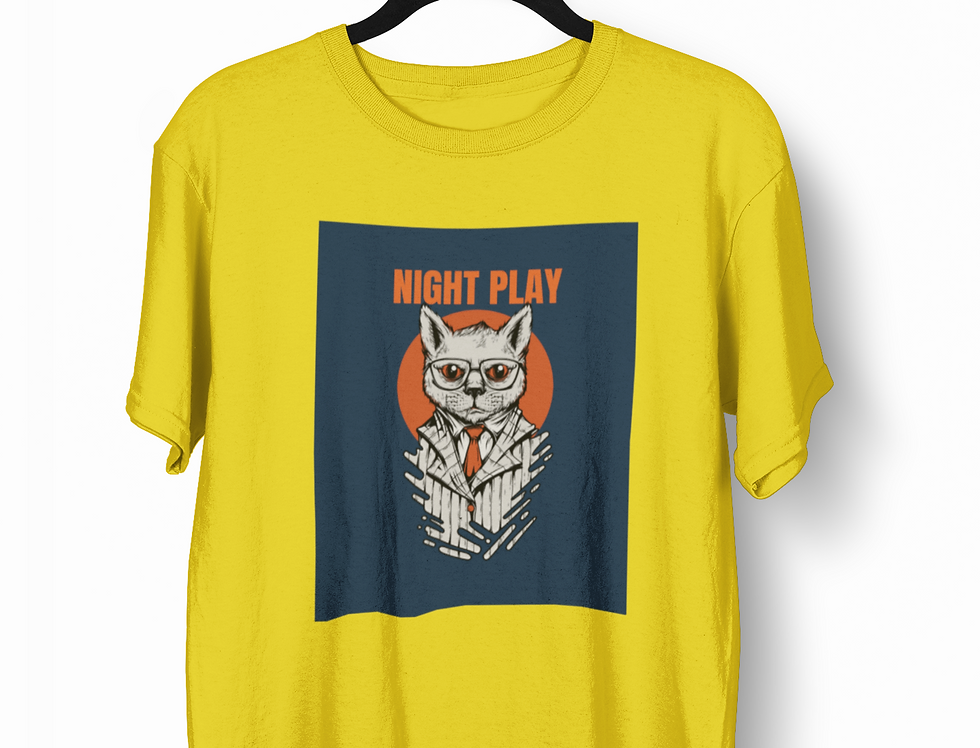 Camiseta Night Play
