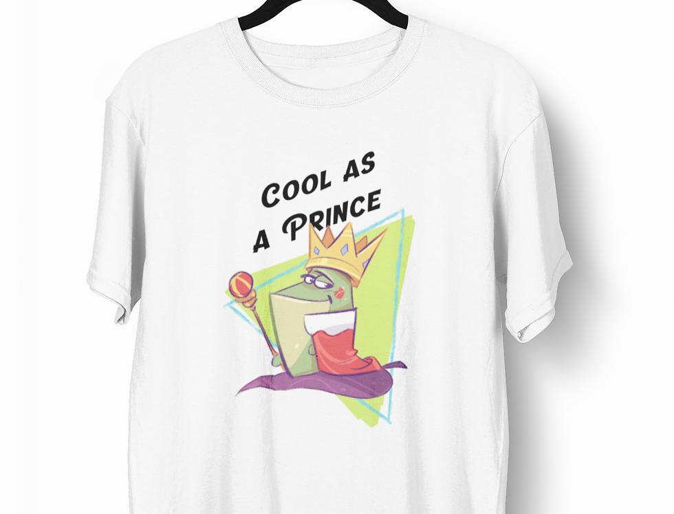 Camiseta Cool Prince