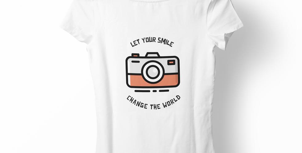 Blusa Change the World