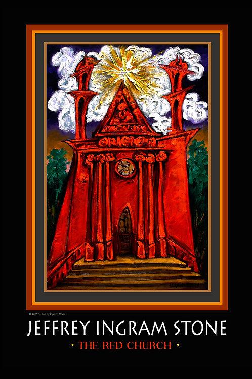Santa Barbara: The Red Church