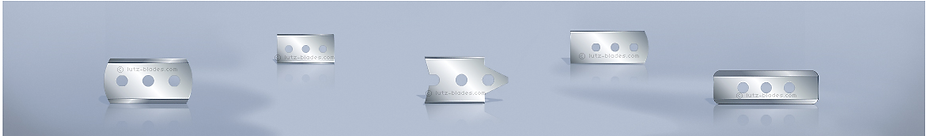 LUTZ 3-HOLE BLADES SUPPLIERS IN INDIA
