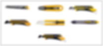 OLFA UTILITY KNIVES, INDUSTRIAL UTILITY KNIVES, SAFETY UTILITY KNIVES, SCRAPERS, RETRACTABLE SAFETY KNIVES, RATCHET-LOCK UTILITY KNIVES SUPPLIERS IN INDIA