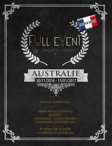 Australie nous voilà | Janvier 2017