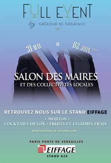 Salon des Maires et des collectivités locales  |Juin 2016
