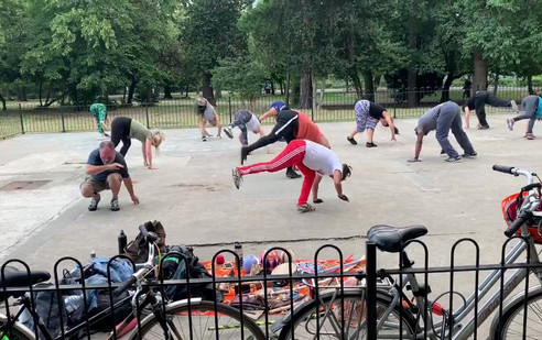 Capoeira Angola outdoors Classes in North London