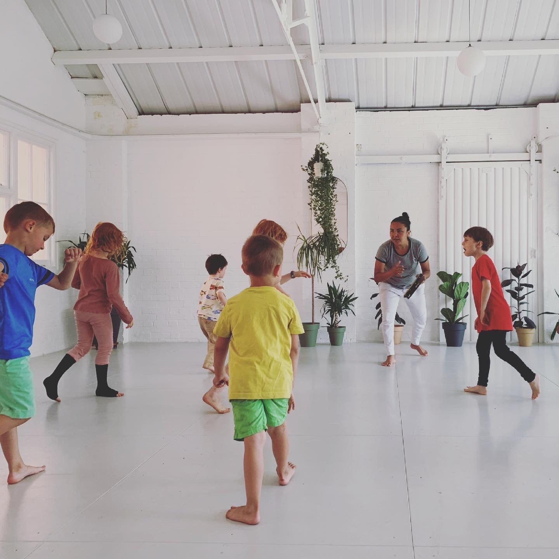 Capoeira Kids Class