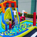 INFLABLE ACUATICO