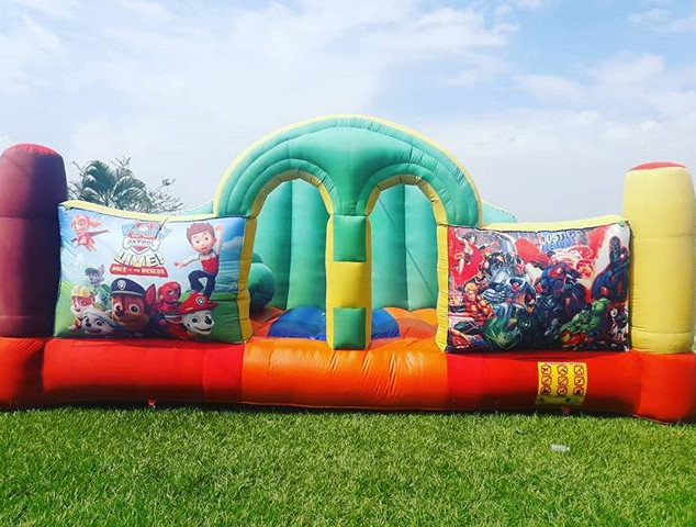 INFLABLE DIDACTICO